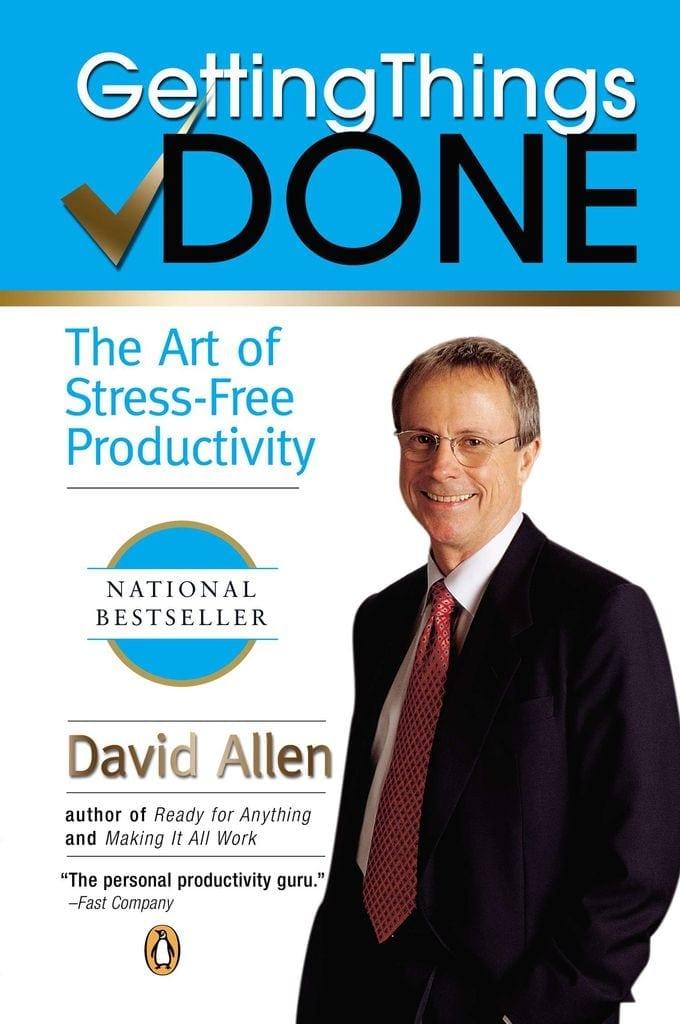 Sistema de productivad personal de David Allen