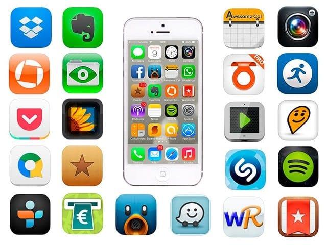 Aplicaciones que hay que tener en el iPhone