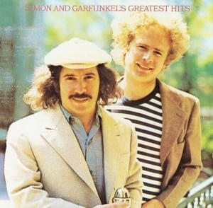 Paul Simon y Art Garfunkel - Grande éxitos (1972)