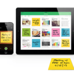 Evernote y los Post-IT,s