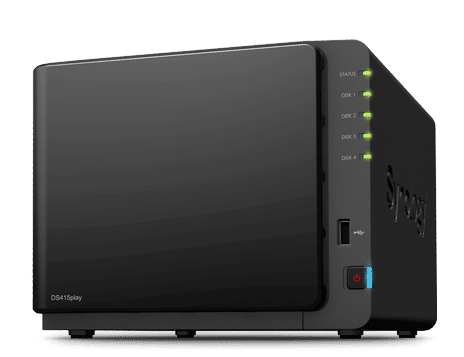 NAS Synology - 415 Play