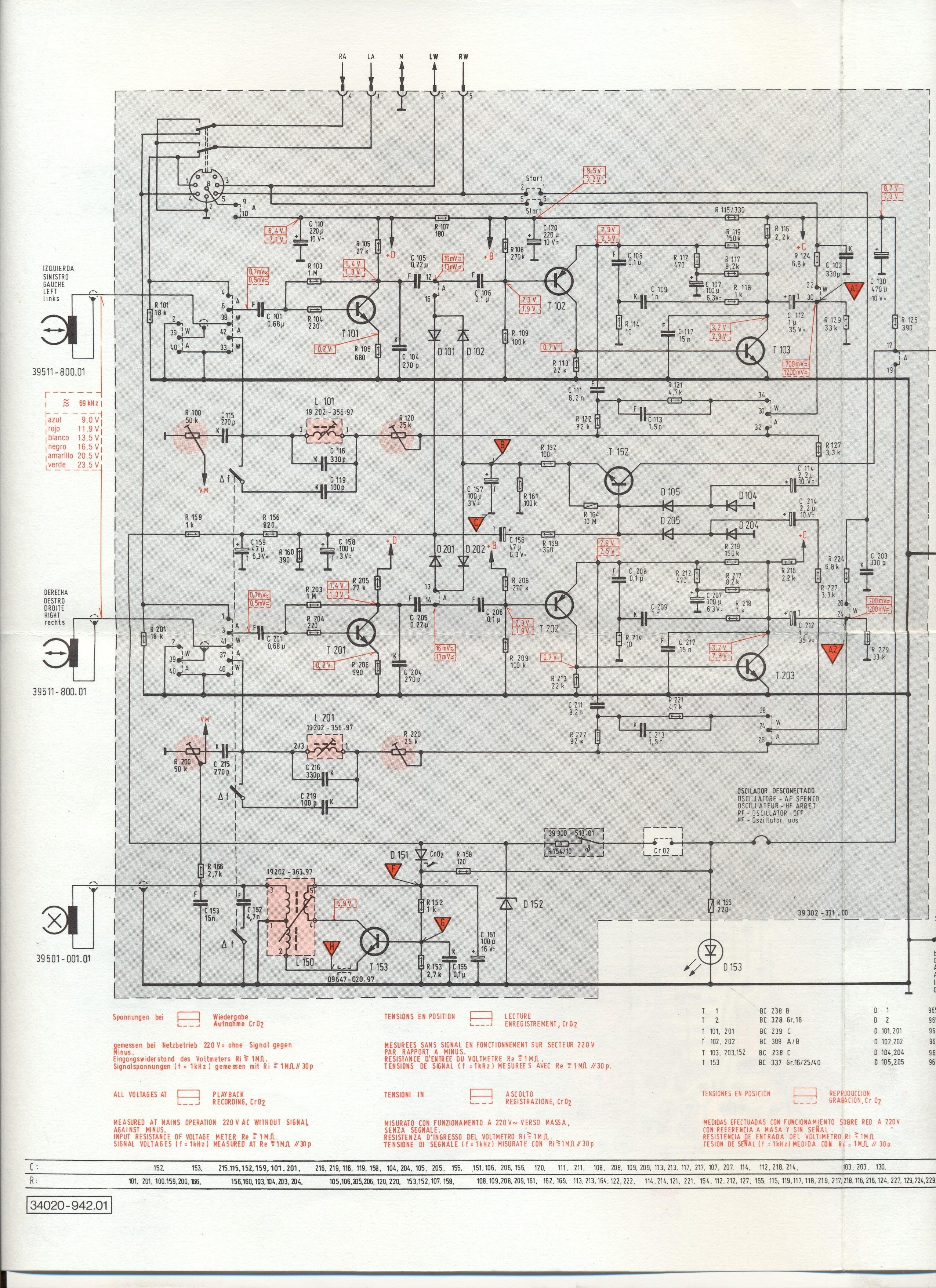 Grundig Studio 3010 - Cassette - 01