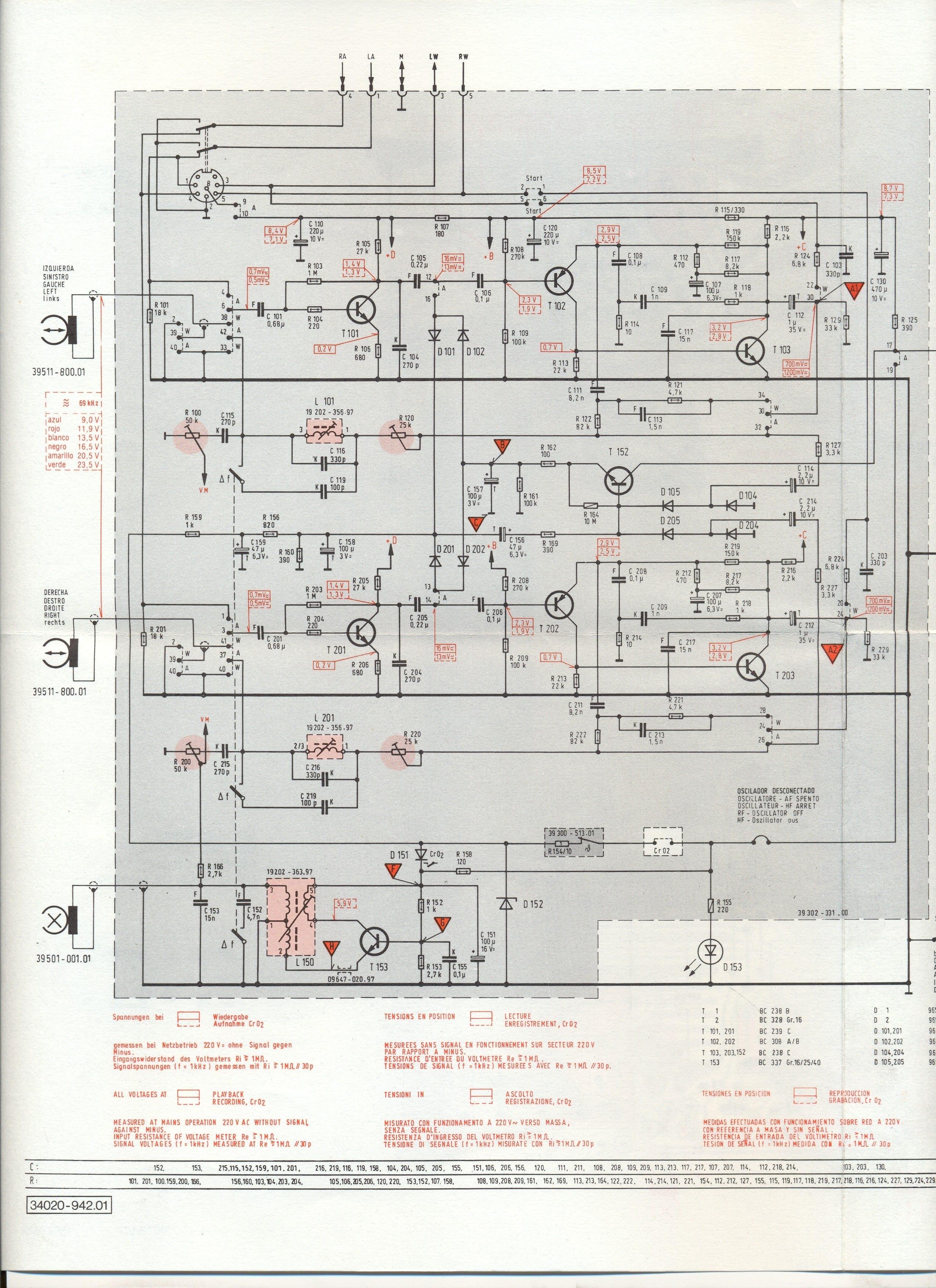 Grundig Studio 3010 - Cassette 01