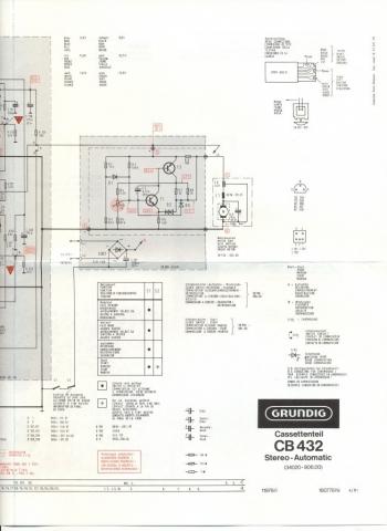 Grundig Studio 3010 - Cassette - 02