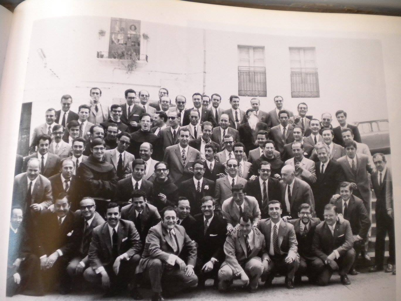 Reunión antiguos alumnos (años 60)