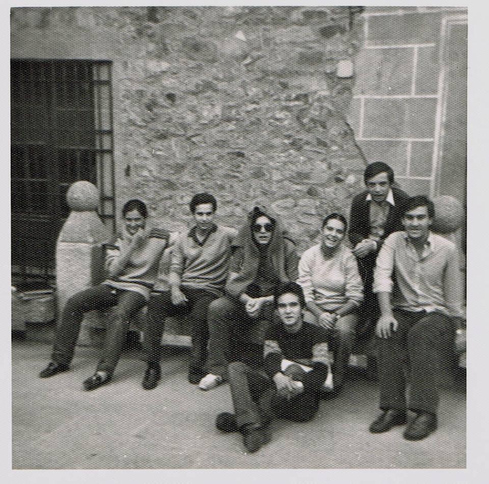 1978 - Cáceres - Alumnos de COU