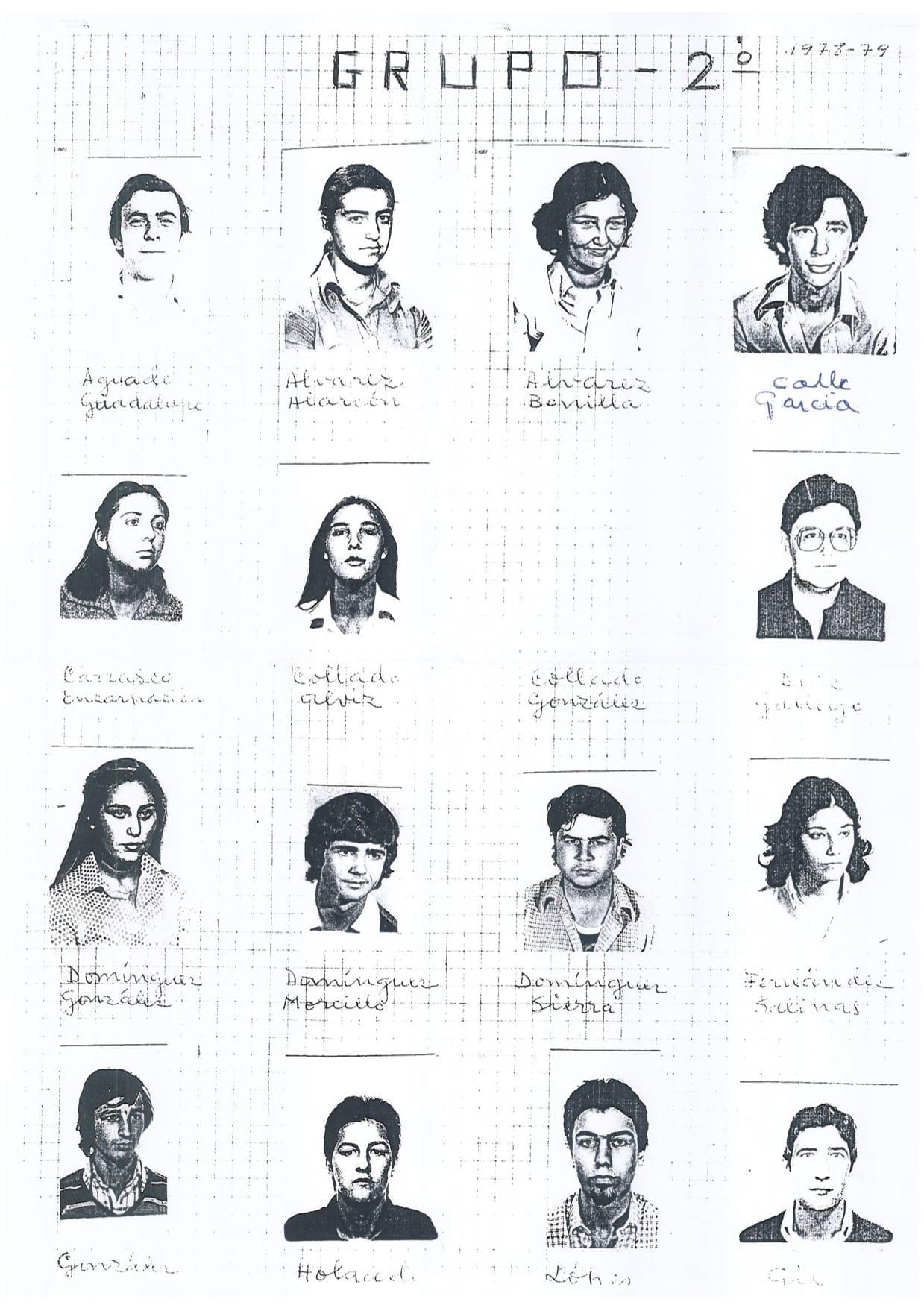 Fichas de COU - Grupo 2