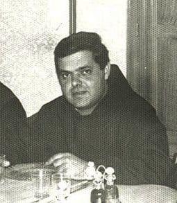 Fr. Antonio Gómez