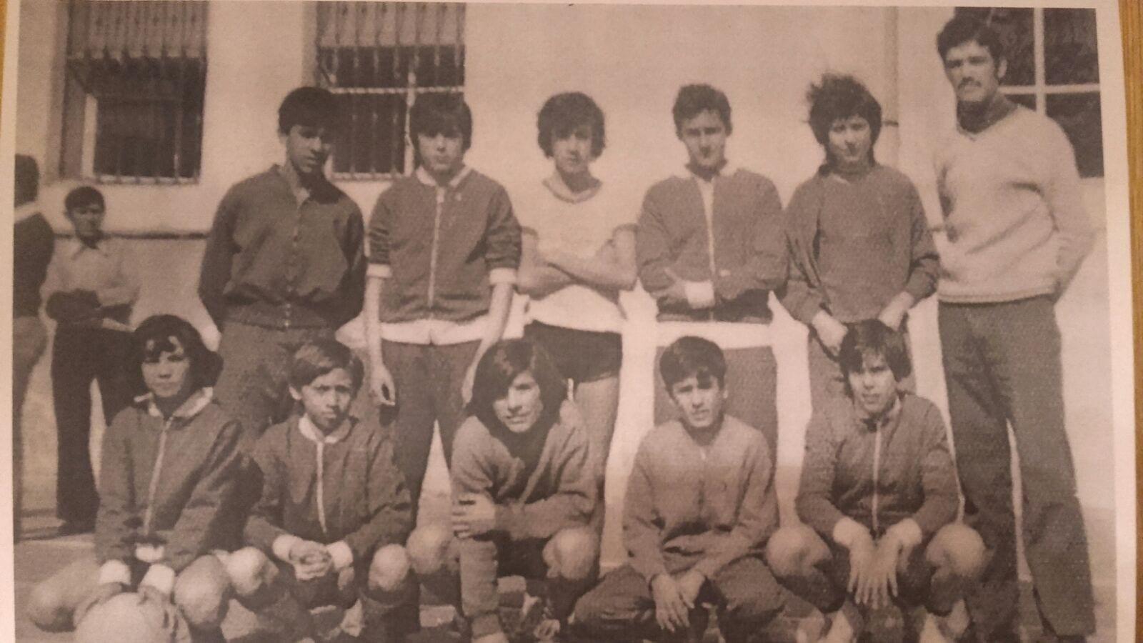 Grupo en Chandal (Daniel Martín)