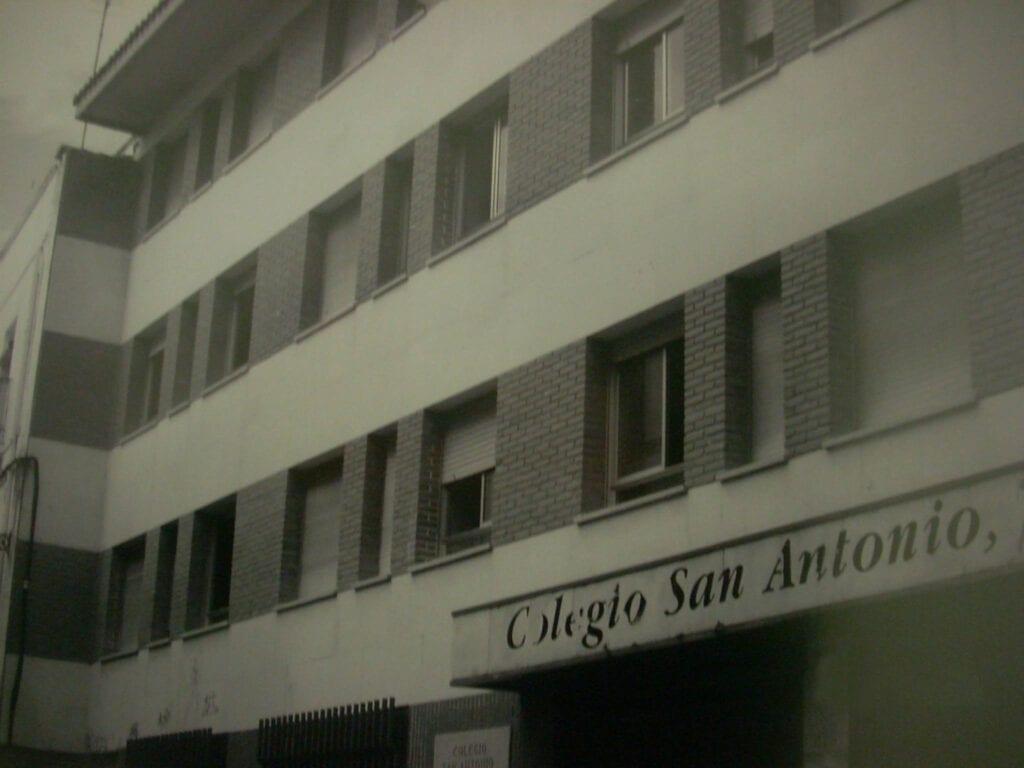 Colegio San Antonio de Padua - Fachada Margallo