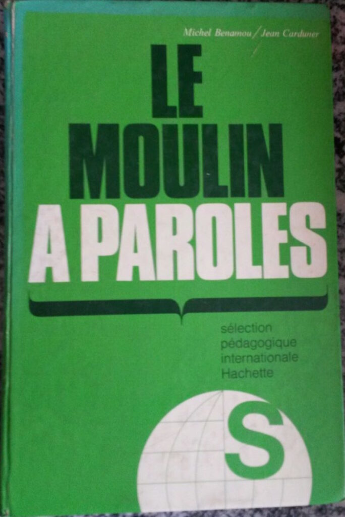 Le Moulin A Paroles
