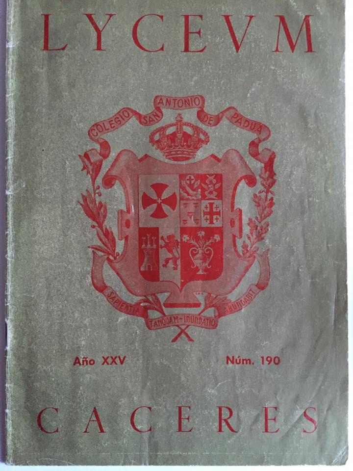Revista Lyceum