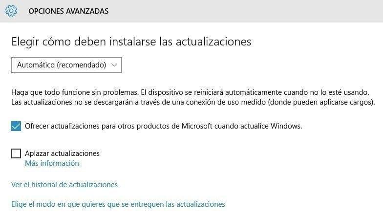 actualizar sistema operativo