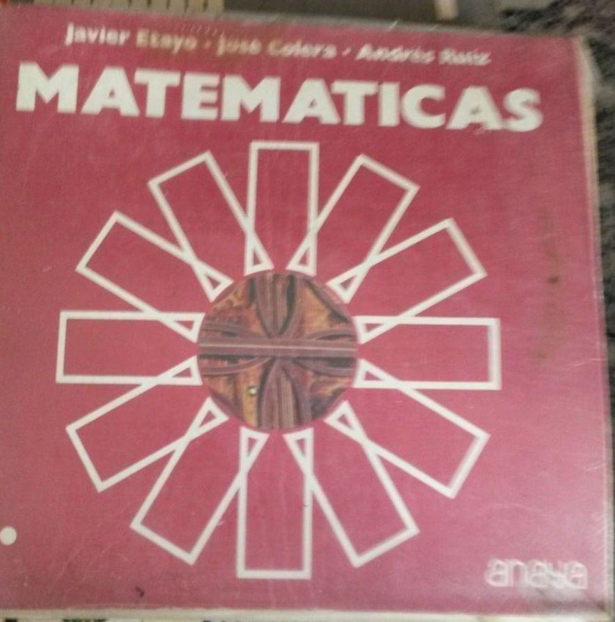 Matemáticas Anaya