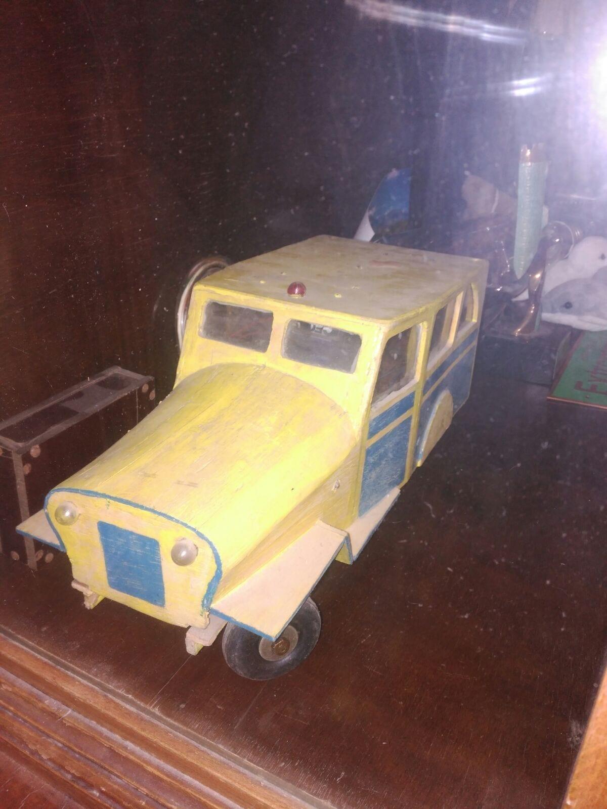 Camión hecho por Pablo Vivas White