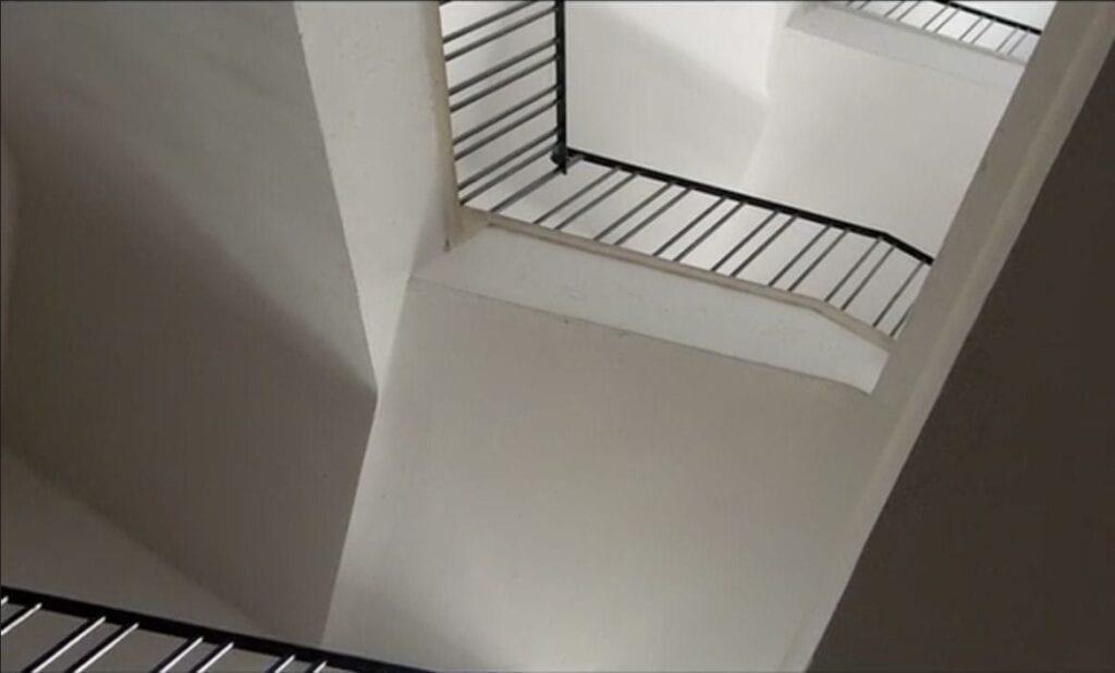 Colegio San Antonio de Padua - Escaleras