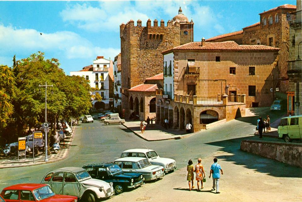 Cáceres en los años 70 - Primera parte