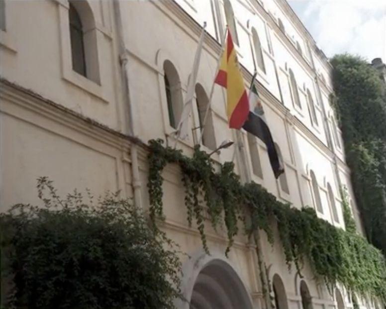 Colegio San Antonio de Padua - Edificio principal