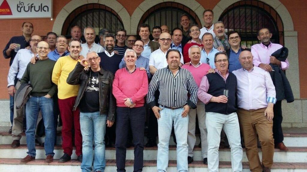 Colegio San Antonio de Padua - Cáceres - Encuentro 2016 abril