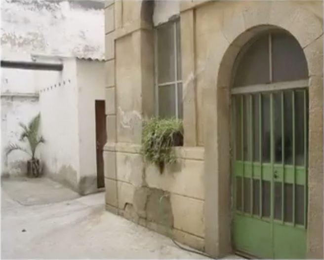 Colegio San Antonio de Padua - El patio