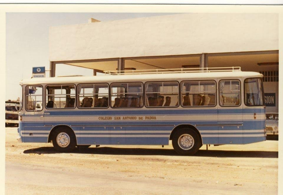 Colegio San Antonio de Padua - Autobuses