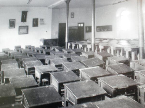 Colegio San Antonio de Padua - aulas