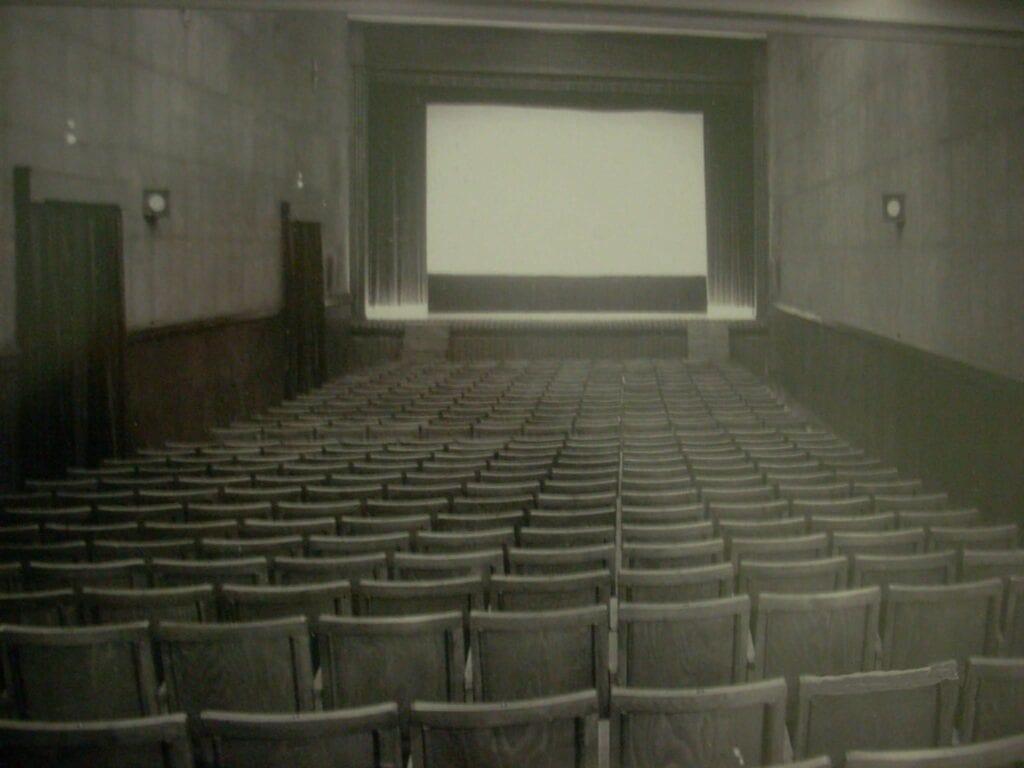 Colegio San Antonio de Padua - El cine