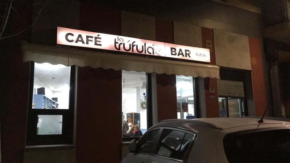 cafe bar la trufula