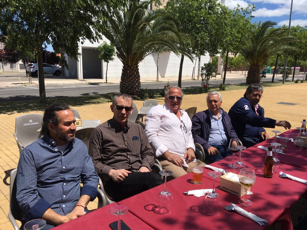 Colegio San Antonio de Padua - Cáceres - Encuentro 2018 mayo
