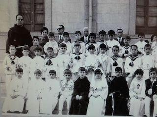 Colegio San Antonio de Padua - Comuniones