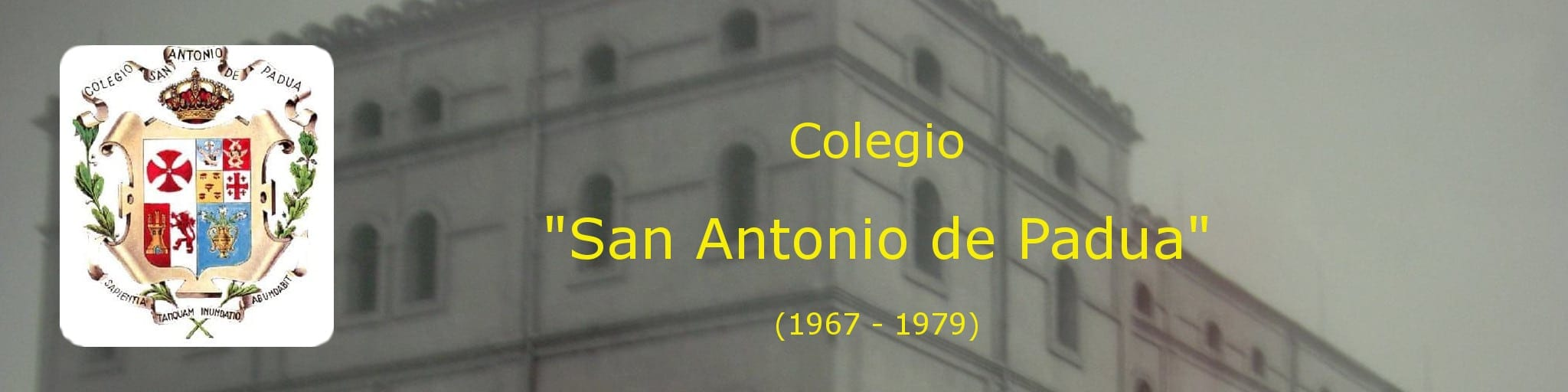 Colegio San Antonio de Padua - Cáceres