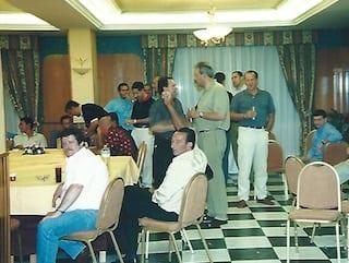 Colegio San Antonio de Padua - Encuentro 2001
