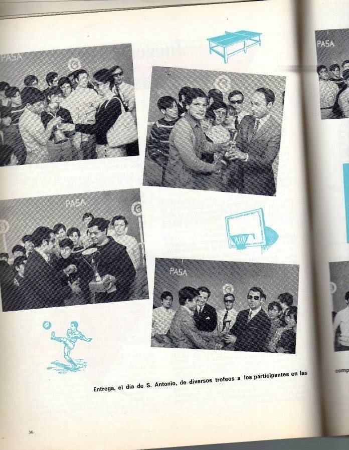 Colegio San Antonio de Padua - Cáceres - Bodas de Oro