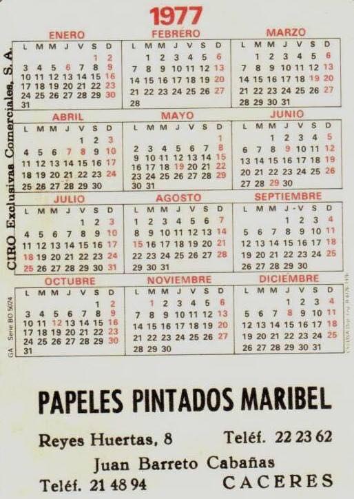 Colegio San Antonio de Padua - Cáceres - Recuerdos