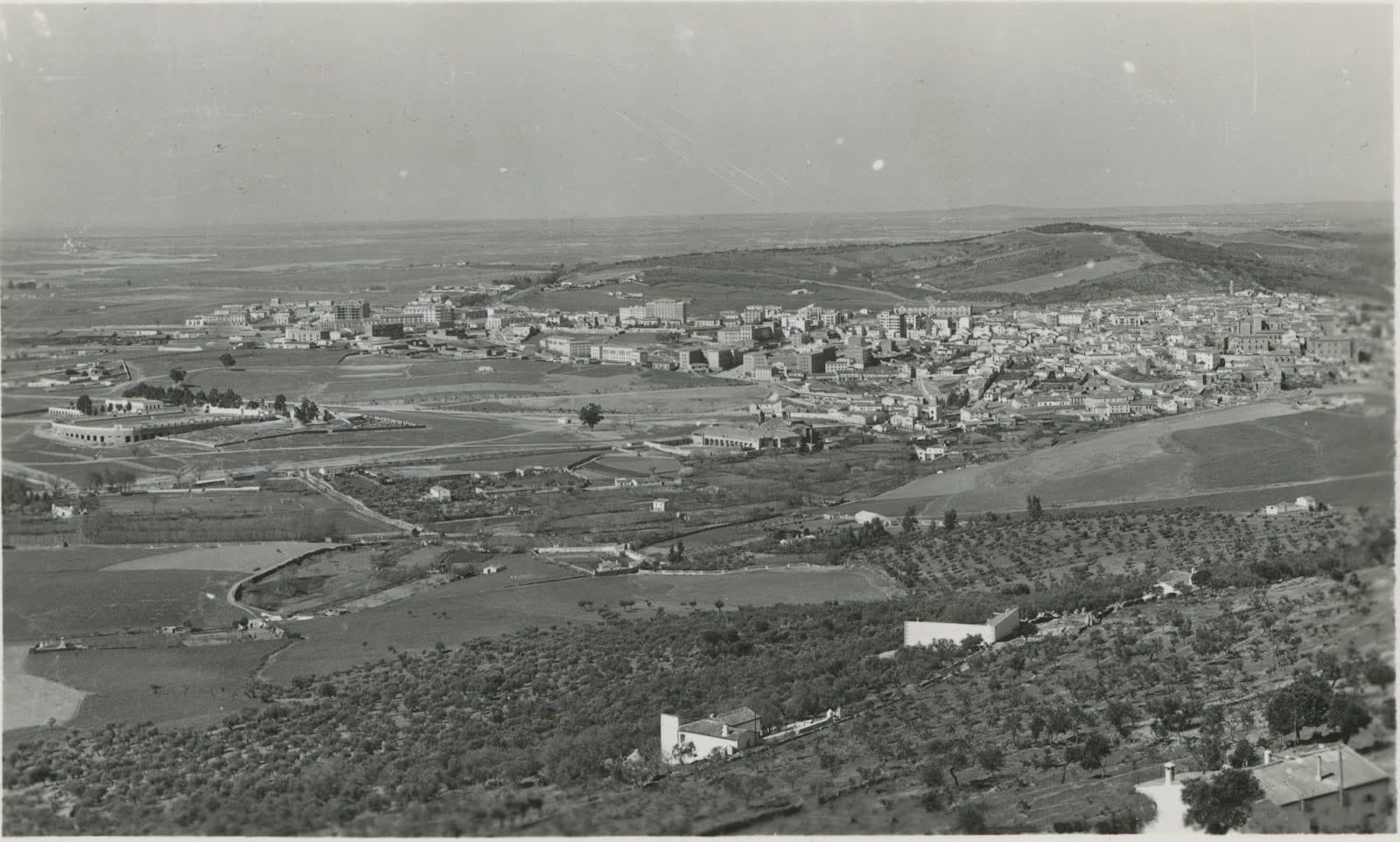 Vista desde la Montaña, años 50