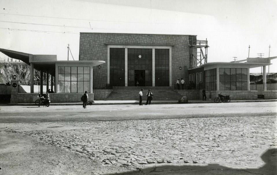 Estación de Autobuses en Gil Cordero