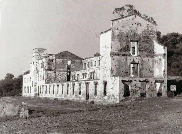 Era un centro para enfermos con tuberculosis