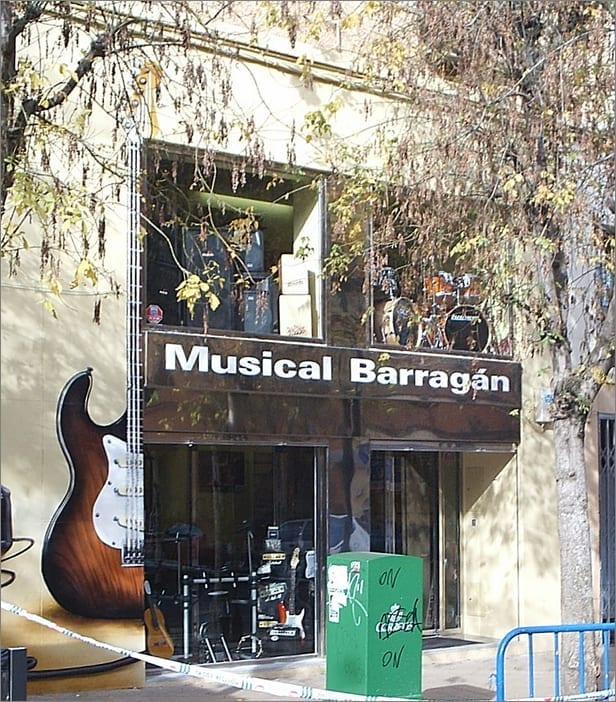 Musical Barragán (cerca de Colón)