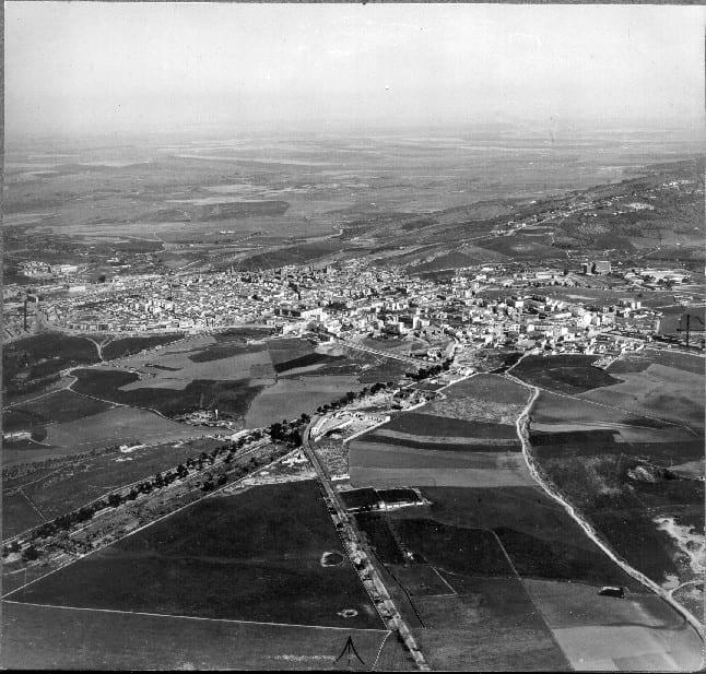 Carretera de Salamanca