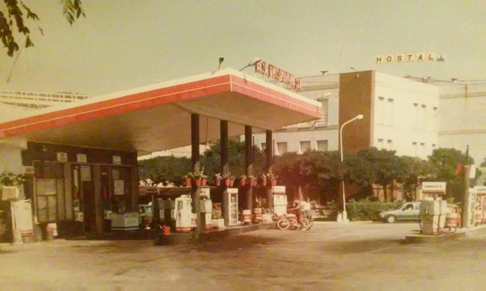 Gasolinera Pasarón