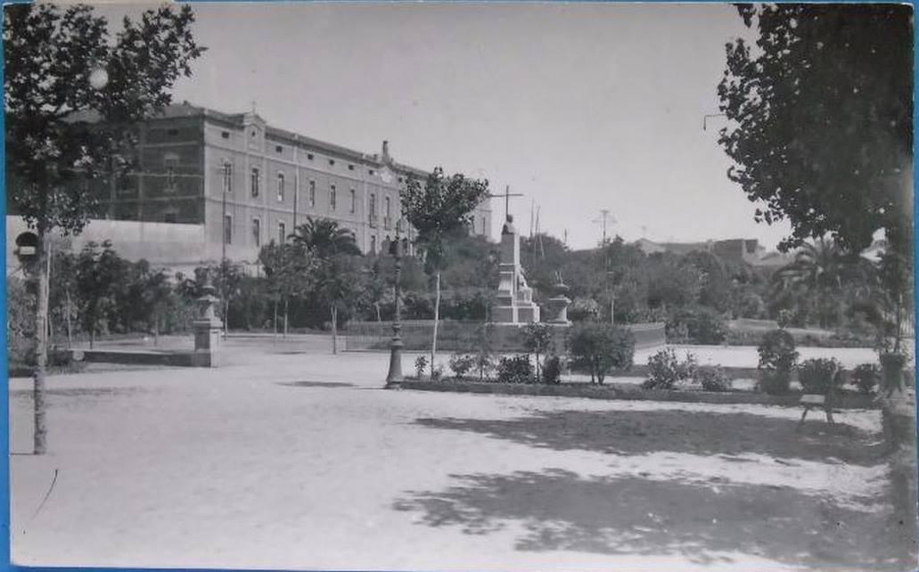 Hospital San Pedro de Alcántara en Cánovas