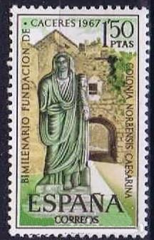 Cáceres - Sellos - Norba