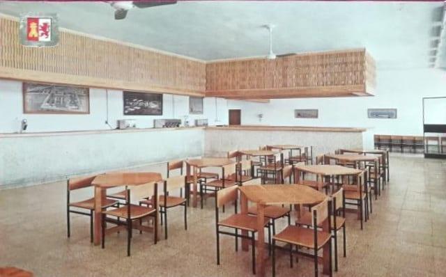Universidad Laboral - Cafetería