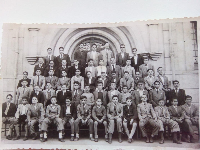 Alumnos de 1953
