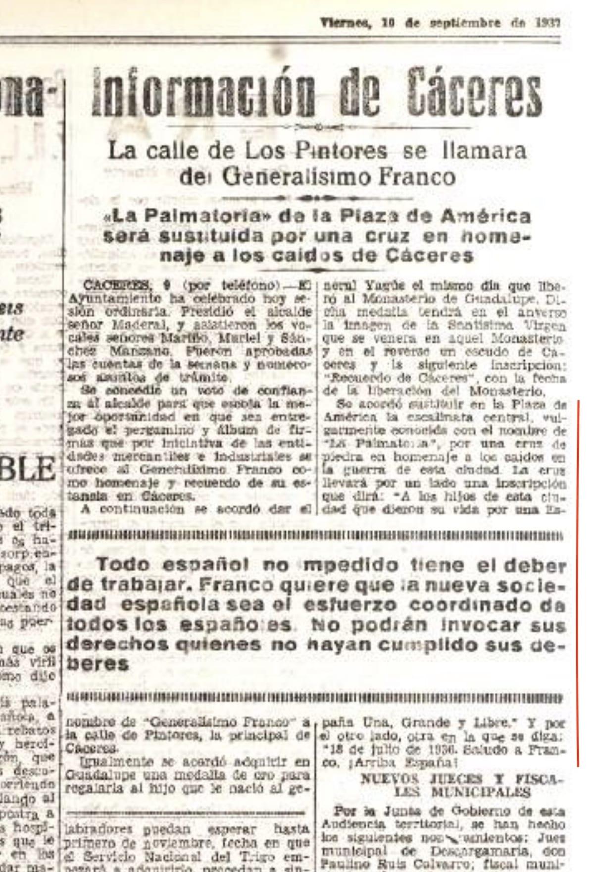 1937 - Acuerdo municipal