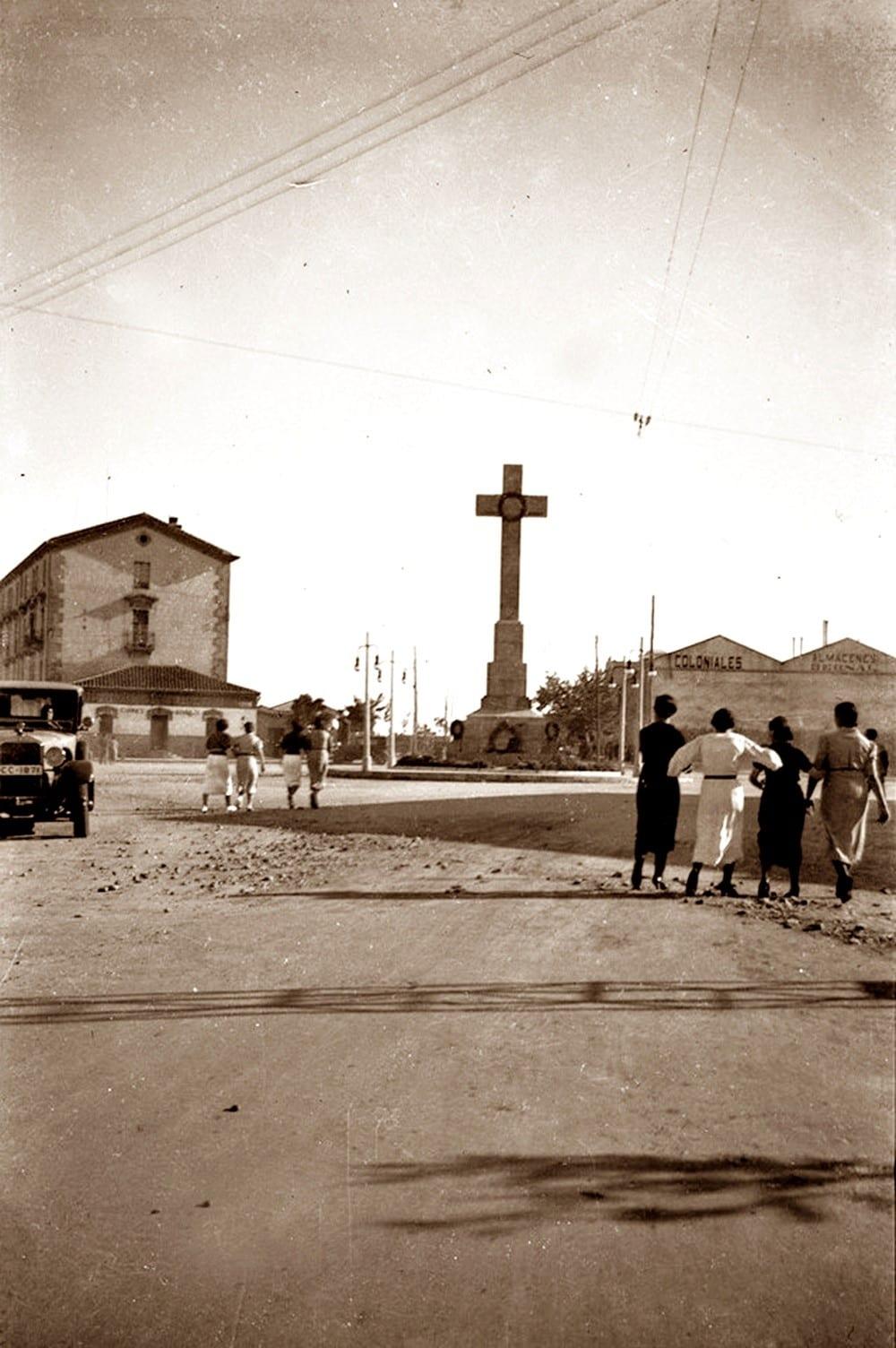1939 - Edificio de Fielato para pagar los derechos de consumo