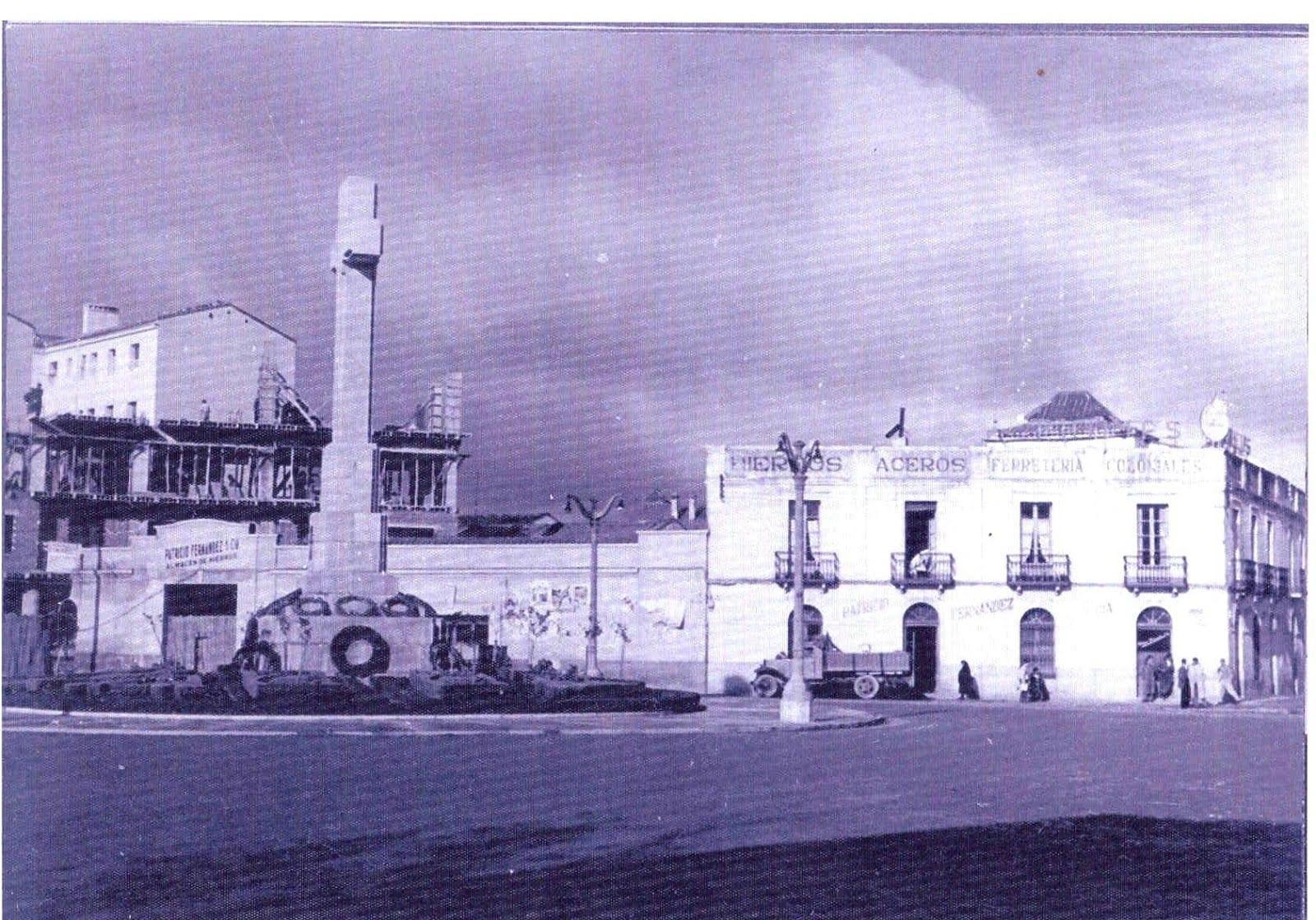 1955 - Derribo Almacenes de Patricio Fernández