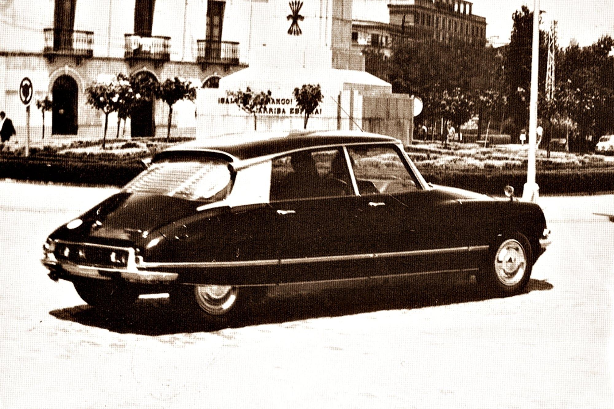1969 - Visita del General De Gaulle