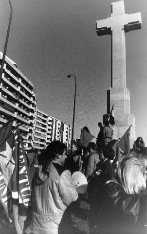 1979 - Celebración de Primero de Mayo