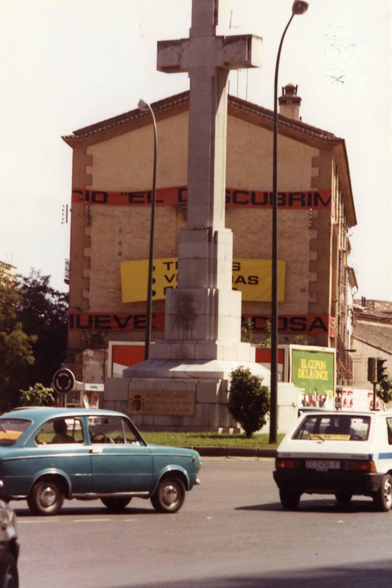 1980 - Derribo del Almacén de los Blázquez
